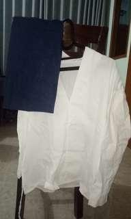 Nabo official top with jeans Obi