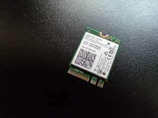 Intel Dual Band Wireless-AC 7265 NGF #TRU50