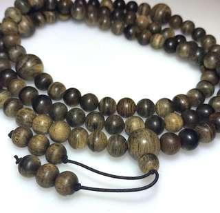 Wild Agarwood (108 beads )
