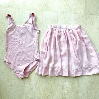 🚚 Sonata Ballet Leotard and Skirt (CSTD)