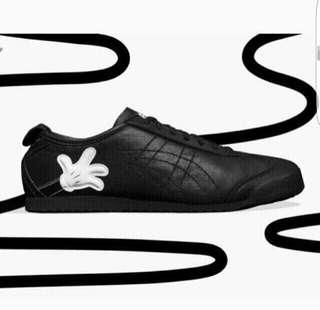 Asics Onitsuka Tiger Disney Mickey -Black