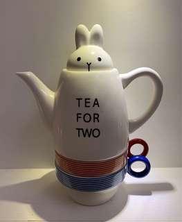 茶壺連杯套裝