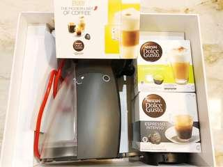 Nescafe Dolce Gusto Mini Me Gift Set + 2 Box Capsule