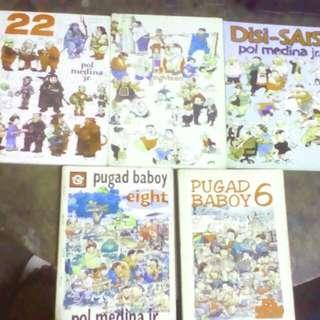 Pugad baboy comic books