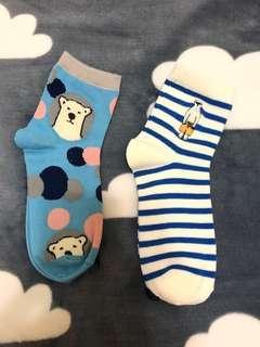 🚚 熊熊長襪