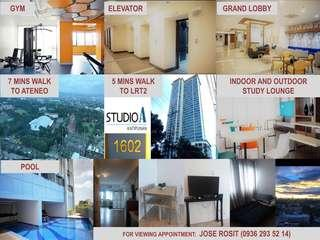 Urgent New Condo for Rent 14,000 Inclusive of Fees