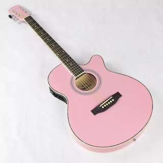 🚚 Brand new electric acoustic guitar