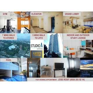 Urgent New Condo for Rent Only 14,000 Inclusive of Fees