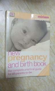 New pregnancy and birth book