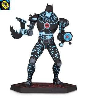 🚚 DC Collectibles - Dark Nights Metal Batman: The Murder Machine Statue