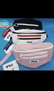 🚚 PO FILA Shoulder/ Chest Bag