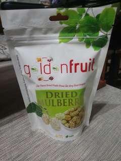 🚚 Golden Fruit 全天然地中海區野生桑椹乾1包(150g/包)