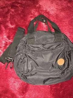 Marry navy sling bag