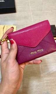 Miu Miu 卡片包 *90%