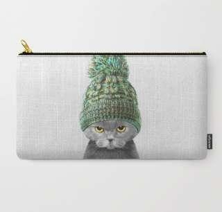 Bobby Cat Pouch