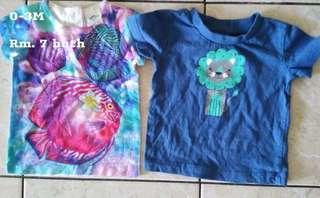 T Shirt 0-3M