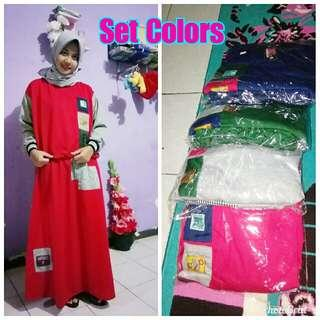 NEW!!SET COLOURS