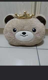 Teddy Bear hand warmer pillow #TRU50