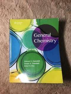 🚚 General Chemistry Cengage Learning #我要賣課本