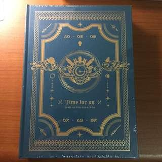 [Sealed Instock] Gfriend Time For Us Limited Edition