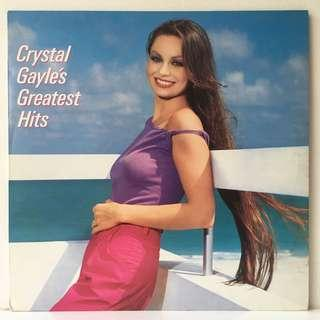 Crystal Gayle – Crystal Gayle's Greatest Hits (1983 Netherlands Pressing - Vinyl is Mint)