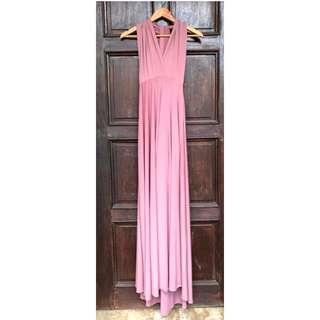 Pink Infinity Dress