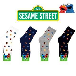 Sesame Street Cute Socks