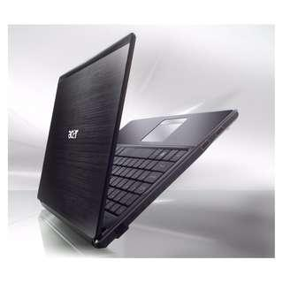Acer Slim & LightWeight Gaming Laptop + MS Office + 3GB Graphics !