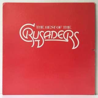 The Crusaders – The Best Of The Crusaders (1976 US 2LP Pressing - Vinyl is Mint)