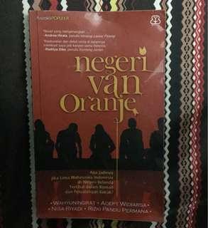 Novel Negeri Van Oranje