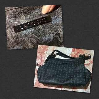 ✨ LACOSTE Bag (Auth)