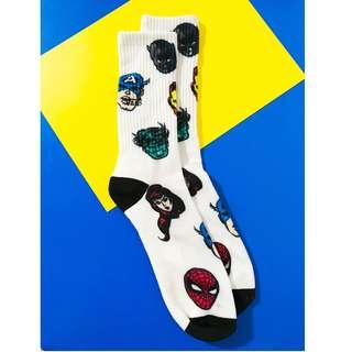 UNIQUE MARVEL SOCKS