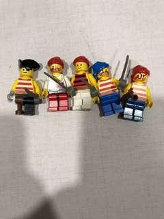 Lego Minifigures Vintage Collection! $25 for whole set!