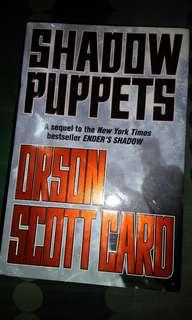 (PRE-LOVED) Shadow Puppets by Orson Scott Card
