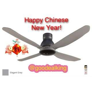 """BNIB KDK 4 bladed Ceiling Fan 56""""+ Free Islandwide Delivery+ Fan hook and Mounting bolts"""