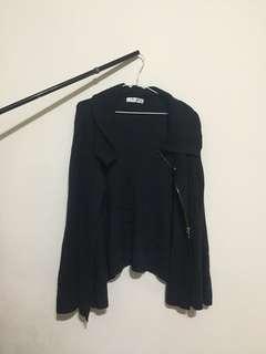 🚚 針織外套(黑)