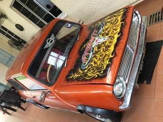 Mini Cooper 1970s