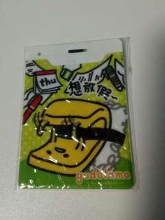 🚚 Gudetama Card Holder Original Sanrio
