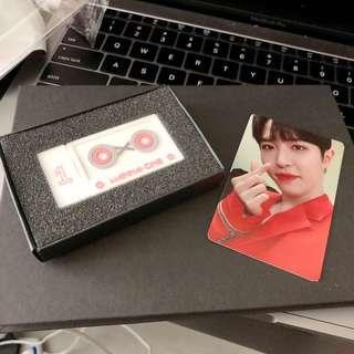 🚚 WTS Wanna One Therefore Official USB Merch