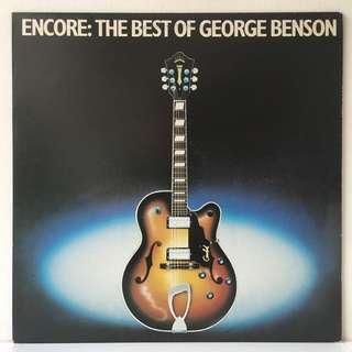 George Benson – Encore: The Best Of George Benson (1980 Europe Original - Vinyl is Mint)