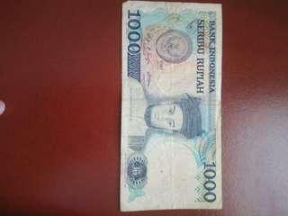 Uang kertas antik / kuno