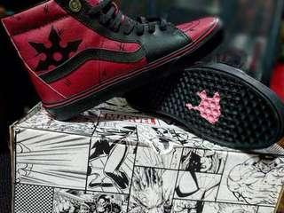 Vans Deadpool Sk8 Hi