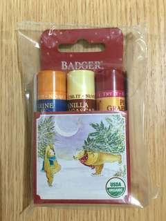 美國Badger有機潤唇膏