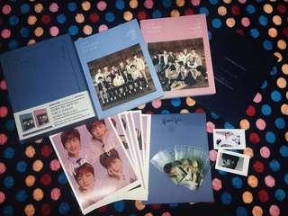 [READYSTOCK] WANNA ONE PHOTO ESSAY SEASON 2 LOOSE ITEMS