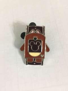香港迪士尼樂園徽襟章Hong Kong Disneyland pins