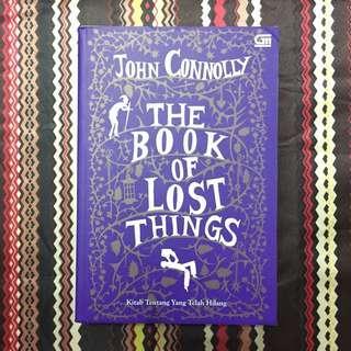 Novel The Book of Lost Things karya John Connolly