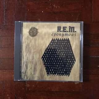 R.E.M. - Eponymous (1988) CD Album