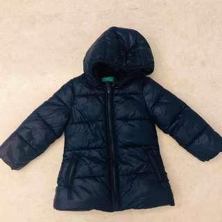 Winter Jacket United Colors of Benetton