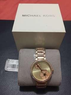 Authentic Michael Kors Watch Rosegold