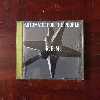 R.E.M. - Automatic for the People (1992) CD Album